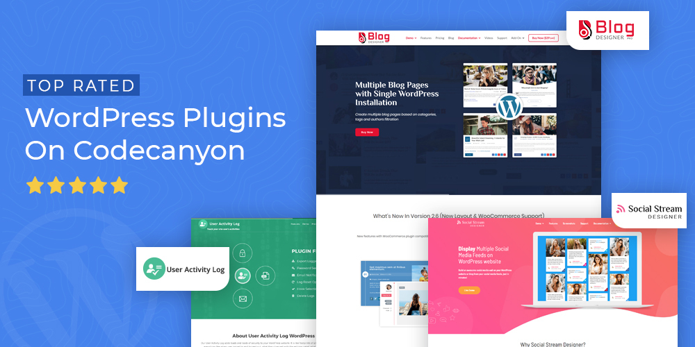 Codecanyon WordPress Plugins