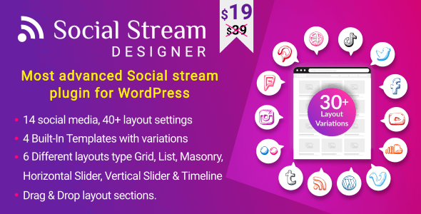 social stream designer
