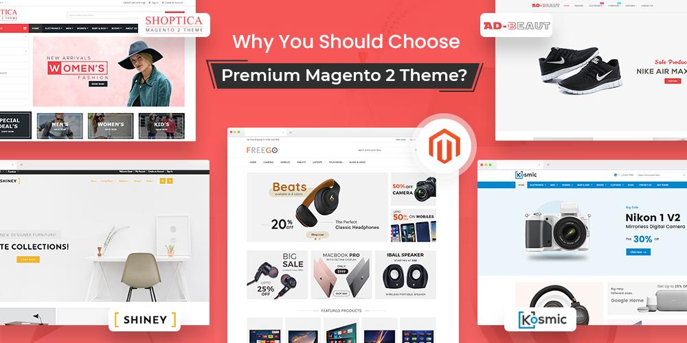 Premium Magento 2 Theme
